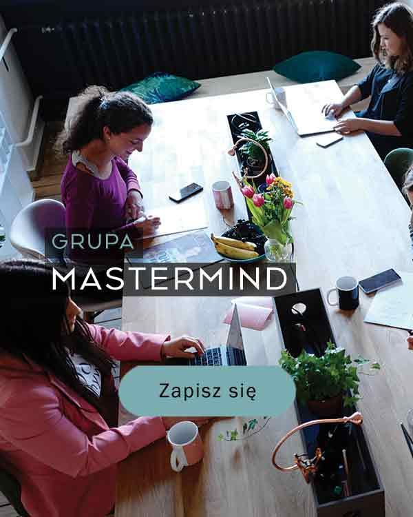 Babski MASTERMIND - Siła kobiet biznesu!