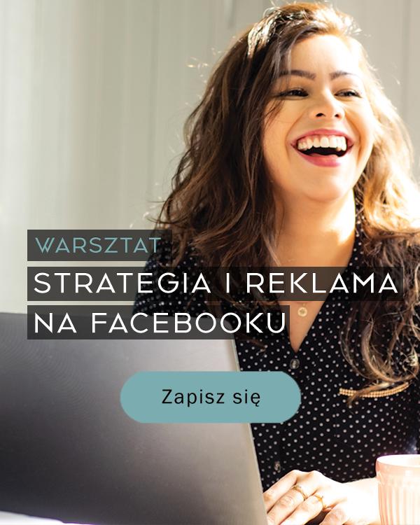 Strategia i reklama na Facebooku