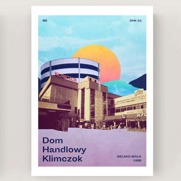 Plakat DH Klimczok