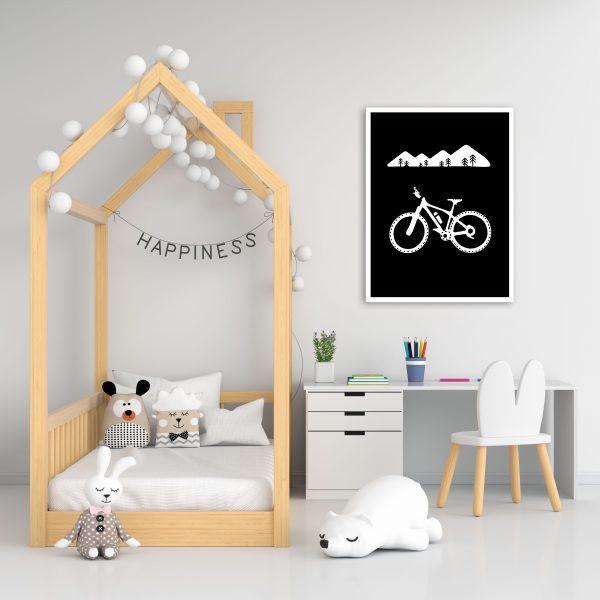 Plakat Rower