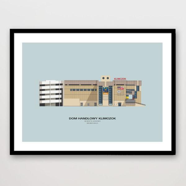 Plakat Klimczok Minimal Design